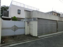 野口五郎の自宅1 碑文谷・柿の木坂・野沢散策5