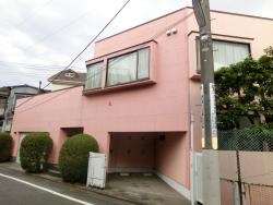 柏原芳恵の自宅 碑文谷・柿の木坂・野沢散策5