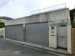 野口五郎の自宅2 碑文谷・柿の木坂・野沢散策6