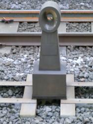 山手線0キロポスト 橋梁としての日本橋1