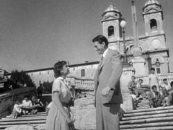 ローマの休日のワンシーン スペイン広場 令和2年12月記事