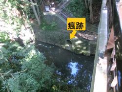 河川争奪の痕跡 尾山台・等々力3
