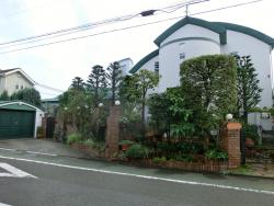 おしゃれな建物1 碑文谷・柿の木坂・野沢散策5