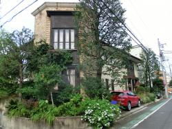 おしゃれな建物2 碑文谷・柿の木坂・野沢散策5