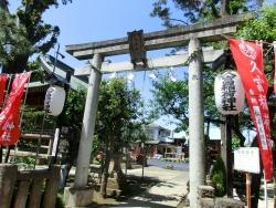 久富稲荷神社 散策1