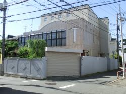 水前寺清子の自宅1 桜新町・深沢散策2