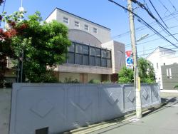 水前寺清子の自宅2 桜新町・深沢散策2