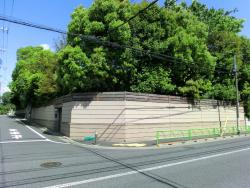 小沢一郎の自宅1 桜新町・深沢散策2