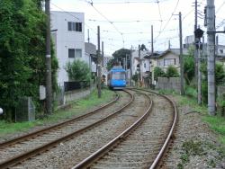 世田谷線 ゴンアルブル記事