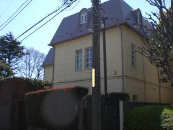 沢田研二・田中裕子夫妻の自宅2 横浜山手
