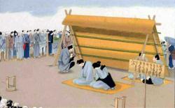 不貞による晒し刑 橋梁としての日本橋3