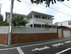 羽生善治・畠田理恵夫妻の自宅  桜新町・深沢散策4