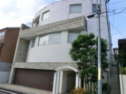 上田晋也の自宅1 桜新町・深沢散策4