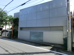 古舘伊知郎の自宅1 桜新町・深沢散策4