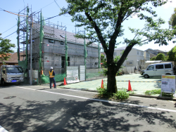 三田佳子の自宅跡1 桜新町・深沢散策4
