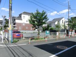 大竹しのぶの自宅跡 桜新町・深沢散策4