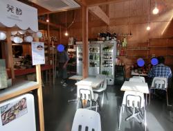 食堂スペース 発酵デパートメント記事