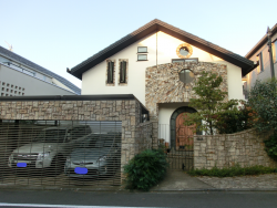 勝俣州和の自宅 桜新町・深沢散策5