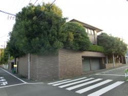 石橋貴明・鈴木保奈美夫妻の自宅1 桜新町・深沢散策5