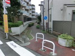 内川跡1 臼田坂散策2