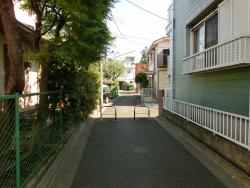 暗渠2 桜新町・深沢散策6