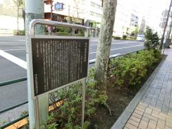 河村瑞賢屋敷跡 新川散策1