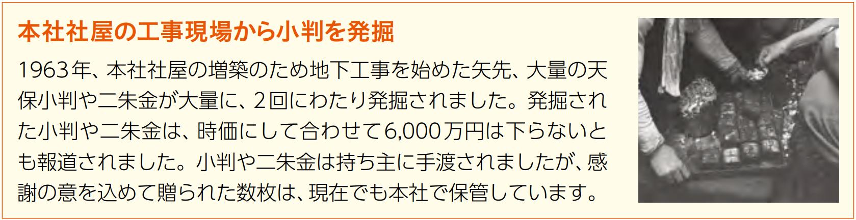 日清オイリオ 埋蔵金 2015コーポレートレポート 新川散策1