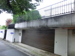 三島由紀夫旧宅1 臼田坂散策3