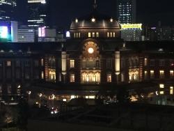 東京駅全景 夜 ジーランダー記事