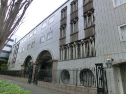 レトロなマンション 三田用水跡散策2