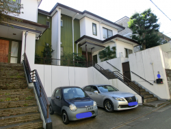徳川家邸宅 三田用水跡散策3