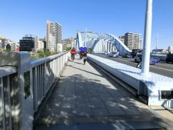 永代橋 新川散策1
