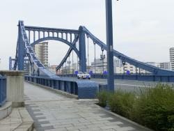 清洲橋 新川散策1
