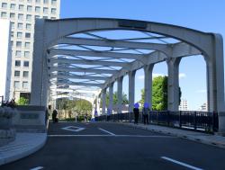 豊海橋 新川散策1
