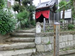 臼田神社 臼田坂散策4