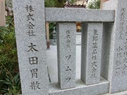 薬祖神 玉垣2 ビキニピカール記事