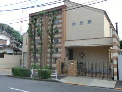 堺正章の自宅1 三田用水散策3