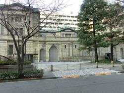 日本銀行 新川散策3