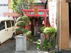 高尾稲荷神社1 新川散策3