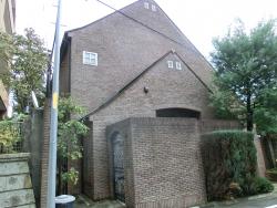 山下達郎の自宅2 三田用水散策4
