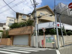 森尾由美の自宅2 三田用水散策4