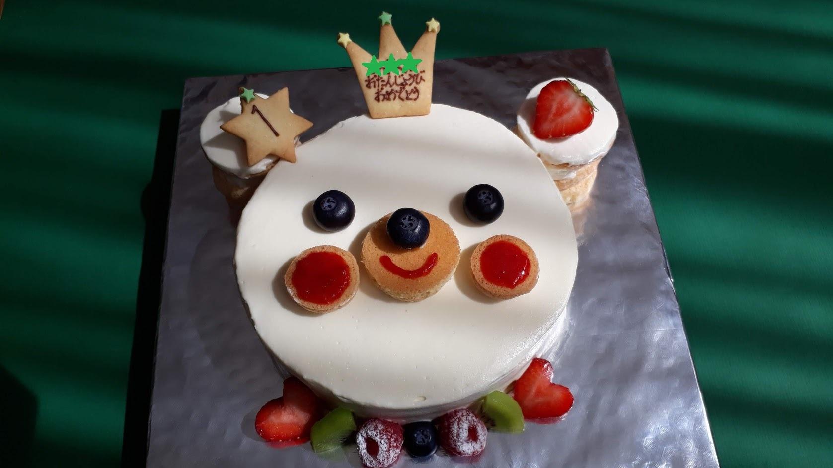 ケーキ スマッシュ