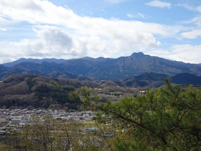 姫天狗から稲含山