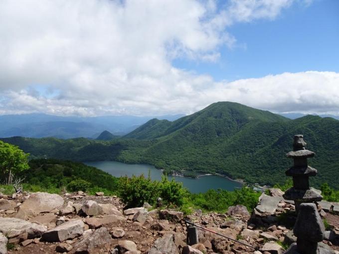 黒檜山、大沼