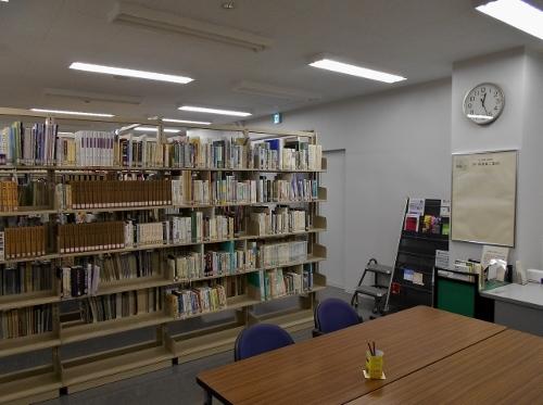 北大附属図書館 北方資料閲覧室