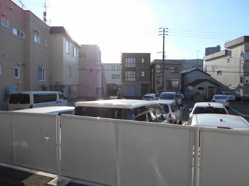 美園 地理的特異点⑦ 東札幌1条4丁目