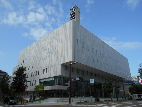 NHK札幌新放送会館