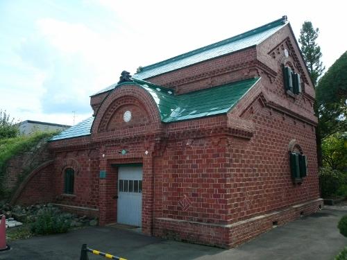 西岡4条 Nさん宅元リンゴ倉庫(現存せず)