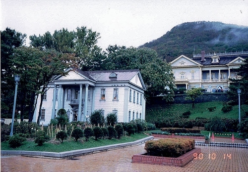 函館・元町公園 1990年