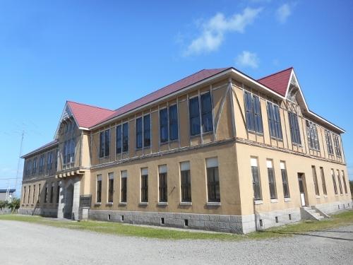 旧北海道林業試験場庁舎 再掲